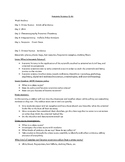 Forensic Science Lesson Plan