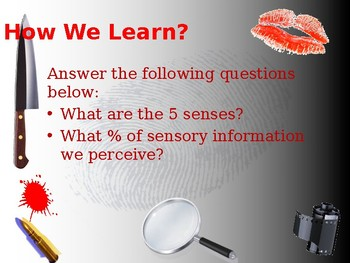 Forensic Science: Lying PowerPoint