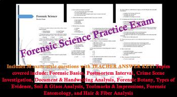 Forensic Science Entomology Worksheets & Teaching Resources