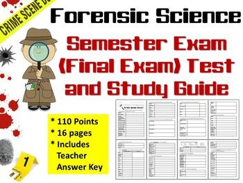 Forensics study australia