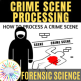 Forensic Science: Teach How to Process a Crime Scene | Dis