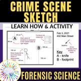 Forensic Science: Teach how to Sketch a Crime Scene | Digi