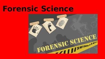 Forensic Science Unit