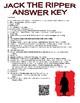 Forensic Video : Jack the Ripper (video worksheet / free video link)