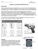 Forensics Ballistics Unit: Caliber Identification Lab
