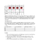 Forensics Blood Typing Activity