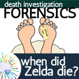 Forensics Death Investigation: Time Since Death - Accident
