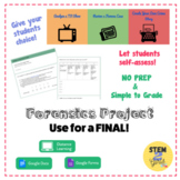 Forensics FINAL - Student Choice Project - Completely EDITABLE!