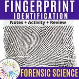 Forensics Fingerprint Identification: Notes + Activity + Review | Digital