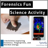 Forensics Fun: Science Activity with Fingerprints & Thermal Energy