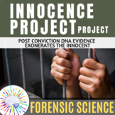 Forensics 'Innocence Project' Project: Importance of DNA E
