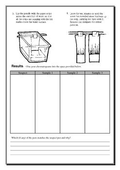 Forensics Part 1 - Prints & Bitemarks