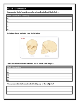 Forensics Part 5 - Who Is It?