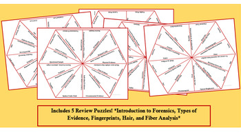 Forensics Review Puzzles Bundle 1