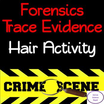 Forensics: Hair Evidence Activity