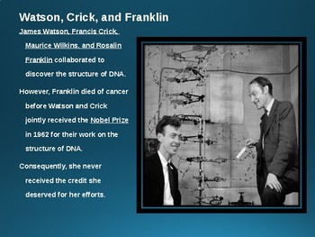 Forensics Unit 12 Powerpoint: DNA Evidence