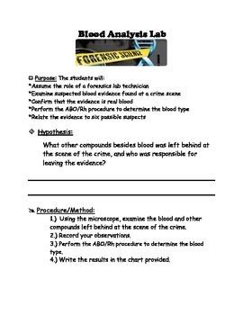 Forensics Unit