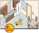 Forensics Unit 3: The Crime Scene Bundle (6 Products!)