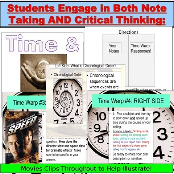 Foreshadowing : PowerPoint Lesson Plan and Notes