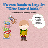 """Foreshadowing in """"The Landlady"""" - A creative post reading"""