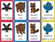 Forest Animal Card Games