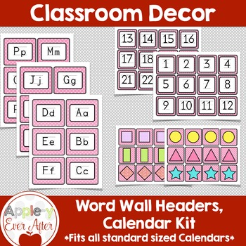 PINK Forest Animal Classroom Decor Package -OVER 110 PAGES OF CLASSROOM ESSENTIA
