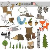 Forest Animal Clipart