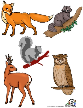 Forest Animal Friends-Song