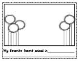 Forest Animal Habitats
