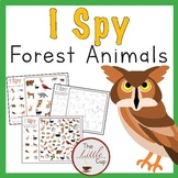 Forest Animal I Spy