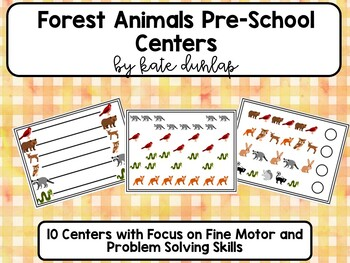 Forest Animal Pre-School Centers
