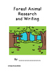 Forest Animal Research and Writing