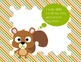 Forest Animal Think Aloud and Fluency Posters