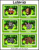 Forest Animals Vocabulary Activities (Spanish)