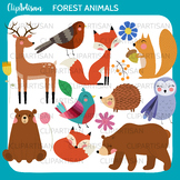 Forest Animals Clip Art