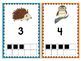 Forest Animals Counting Mats 1 to 10