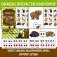 Forest Animals - Mini Preschool Language Unit