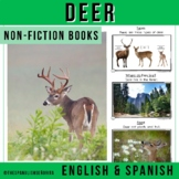 Forest Animals Non-Fiction Spanish Readers - El Ciervo  The Deer