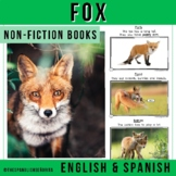 Forest Animals Non-Fiction Spanish Readers - El Zorro  The Fox