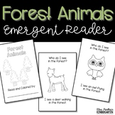 Forest Animals Reader