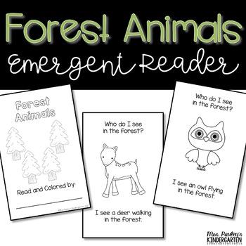 Forest Animals Reader