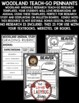 Forest & Woodland Animals Research Project Templates  • Teach- Go Pennants™