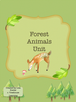 Forest Animals Unit