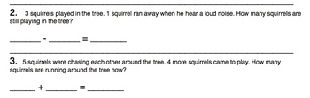 Forest Animals,  easy reader and activities