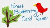 Forest Biodiversity Card Game