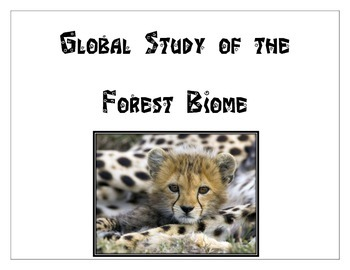 Forest Biome Project