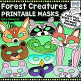 Forest Animal Masks