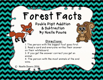 Forest Facts