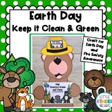 Forest Fire Safety and Keep it Green and Clean Awareness for Earth Day