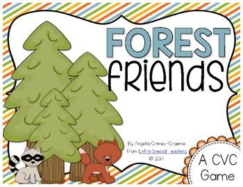 Forest Friends - A CVC Game
